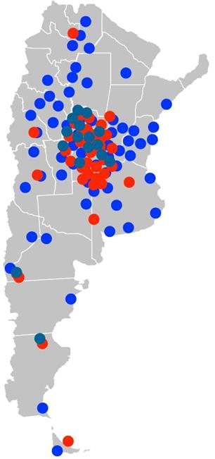 Mapa de audiencia